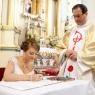 składanie podpisu na ślubie