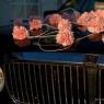 przybranie auta nowożeńców