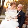 plener ślubny jesień