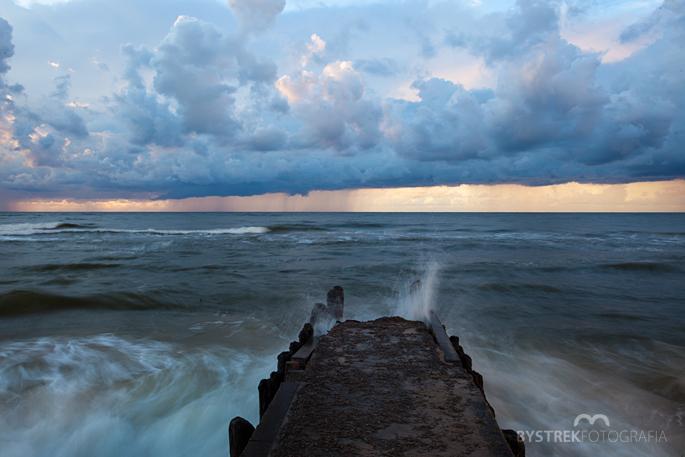 burza i ulewy na horyzoncie