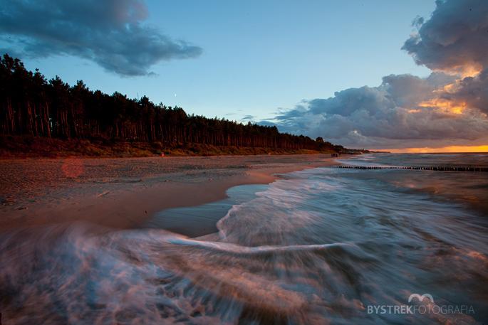 piękne morze
